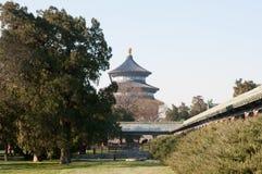 Tiantan - el Templo del Cielo Foto de archivo