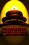 Tiantan Park stockfotos