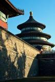 Tiantan (Tempel des Himmels) Stockbild