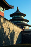 Tiantan (Temple of Heaven) Stock Image