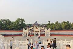 Tiantan - Temple of Heaven, Beijing Stock Images