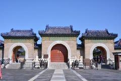 Tiantan-Tor Stockfoto