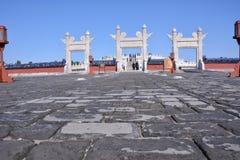 Tiantan-Tor Lizenzfreie Stockfotos