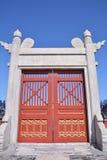 Tiantan-Tor Stockbilder