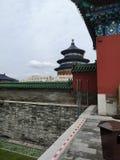 Tiantang in de Oude bouw van Peking stock afbeeldingen