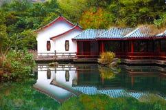 Tianxing Brücke lizenzfreie stockfotos