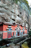 Tianxu Taoist Temple Royalty Free Stock Photography