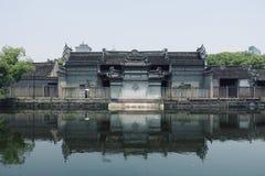 Tianyi-Pavillon lizenzfreies stockbild