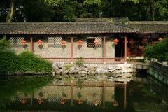 Tianyipaviljoen Royalty-vrije Stock Afbeeldingen