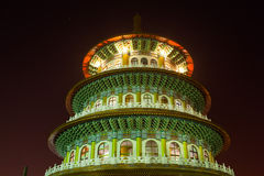 Tianyuan slott Arkivfoto