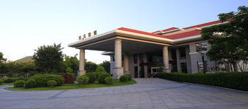 Tianzhu hotel Royalty Free Stock Photography