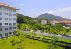 Tianzhu resorts hotel Royalty Free Stock Image