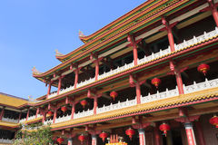 Tianzhuyan-Tempel Lizenzfreie Stockfotos
