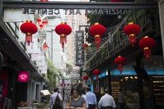 Tianzifang Shanghai Royalty-vrije Stock Fotografie