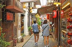 Tianzifang Royalty Free Stock Images