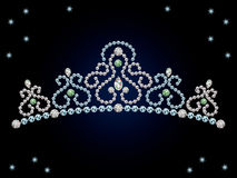 Tiara Royalty Free Stock Photography