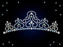 Tiara Royalty-vrije Stock Fotografie