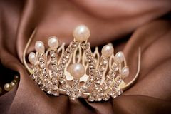 Tiara Stock Photography