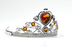 Tiara. Photo of a Tiara With Jewels - Crown - Beauty Related Stock Photos