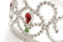 Tiara details Royalty Free Stock Photography
