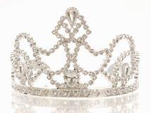 Tiara ou coroa Imagens de Stock