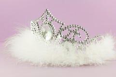 Tiary korona Zdjęcie Royalty Free