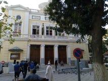 tiatremuseum Arkivbild