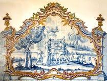Tibaes Monastery of Sao Martinho Royalty Free Stock Image