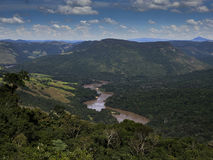 Tibagi River royalty free stock image