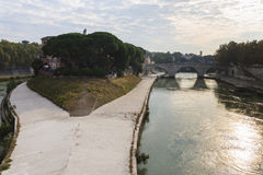 Tiber Island Stock Images