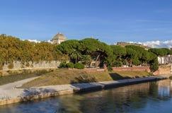 Tiber Island, Rome Royalty Free Stock Photo