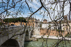 Tiber Island Royalty Free Stock Photos