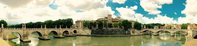 Tiber jezioro obrazy stock