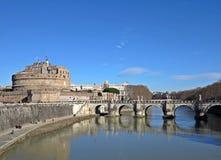 Tiber River Royalty Free Stock Photo