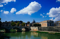 The Tiber#2 Stock Photos
