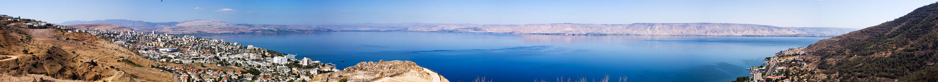 Tiberias Royalty Free Stock Image