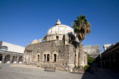 Tiberias old Structure Royalty Free Stock Images