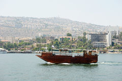 Tiberias Stock Image
