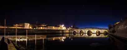 Tiberius-Brücke Stockfotografie