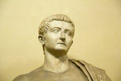 Tiberius,  II century AD Stock Image
