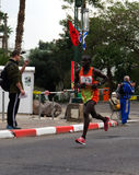 Tiberius Marathon Royalty Free Stock Photography