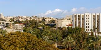 Tiberius panoramic view Royalty Free Stock Images