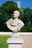 Tiberius statue Stock Image