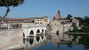Tiberiuss bro, Rimini lager videofilmer