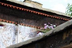 Tibet'slandschap Royalty-vrije Stock Afbeeldingen