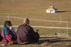 Tibet arkivbilder