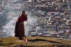 Tibet fotografering för bildbyråer