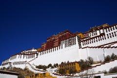 tibet Royaltyfri Bild
