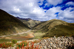 Tibet Lizenzfreie Stockfotos