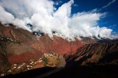 Tibet Stockbild